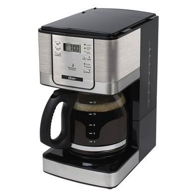 Cafeteira Programável Oster 12 xícaras com Jarra de Vidro BVSTDC4401-017 - 110V