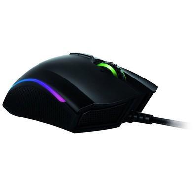 Mouse Gamer Razer Mamba Tournament Edition Laser 5G 9 Botões 16.000 DPI
