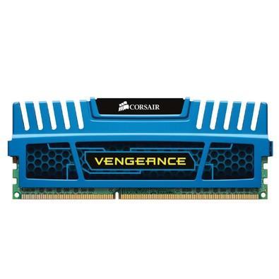 Memória Corsair Vengeance 16GB 1600Mhz DDR3 CL10 Blue - CMZ16GX3M2A1600C10B