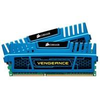 Memória Corsair Vengeance 16GB (2x8GB), 1600Mhz, DDR3, CL10, Blue - CMZ16GX3M2A1600C10B