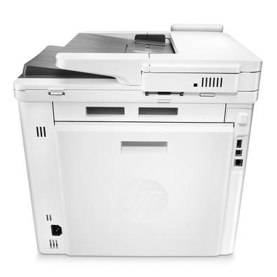 Multifuncional HP Laserjet, Color, Wi-Fi - M477fnw