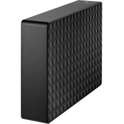 HD Seagate Externo Expansion USB 3.0 3TB Preto - STEB3000100