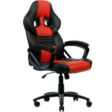 Cadeira Gamer DT3sports GTS, Red - 10172-1