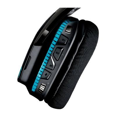 Headset Gamer Logitech G633 Artemis Spectrum RGB Lightsync 7.1 Dolby Surround Drivers Pro-G - 981-000586