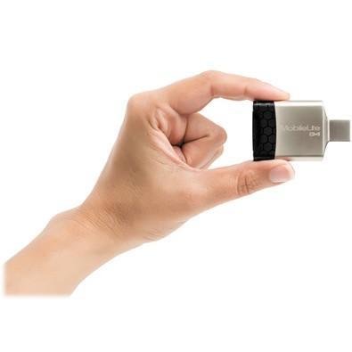 Leitor de Cartão de Memória Kingston Multifuncional MobileLite G4 USB 3.0 - FCR-MLG4