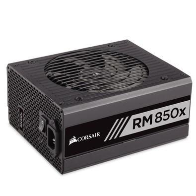 Fonte Corsair 850W 80 Plus Gold Modular RM850X - CP-9020093