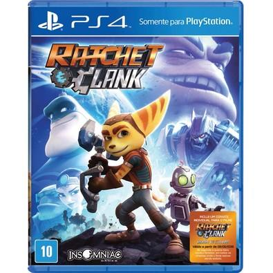 Game Ratchet and Clank PS4