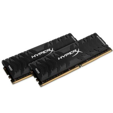 Memória Kingston HyperX Predator 16GB (2x8GB) 3000Mhz DDR4 CL15 - HX430C15PB3K2/16