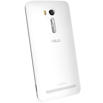 Smartphone Asus Zenfone Go Live, 16GB, 13MP, Tela 5.5´, TV Digital, Branco - ZB551KL-DTV-1B013BR