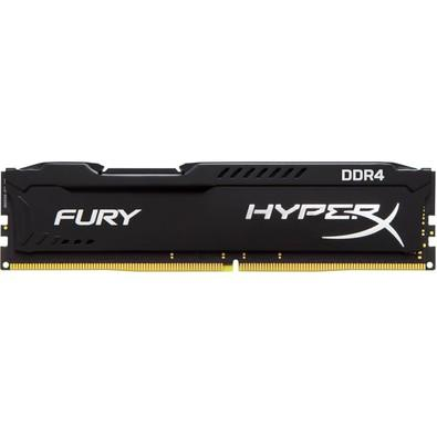 Memória Kingston HyperX FURY 16GB 2133Mhz DDR4 CL14 Black - HX421C14FB/16