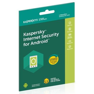 Kaspersky Internet Security 2018 para Android 1 Dispositivo