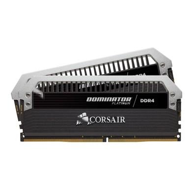 Memória Corsair Dominator Platinum 8GB (2x4GB) 3200Mhz DDR4 CL16 - CMD8GX4M2B3200C16