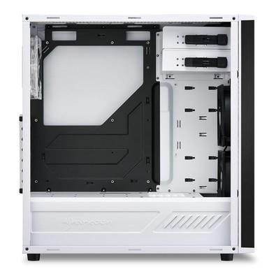 Gabinete ATX Sharkoon Som Virtual 7.1 Integrado, USB 3.0, Branco - M25-W