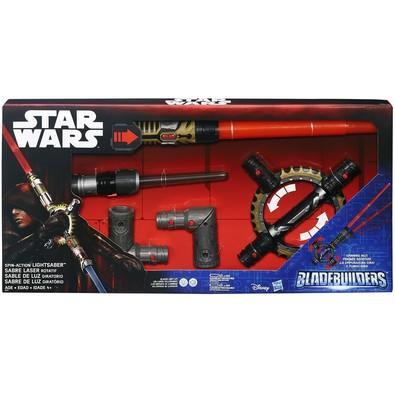 Sabre de Luz Giratório Star Wars Hasbro Rogue One Bladebuilders - B8263