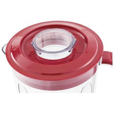 Liquidificador Philco PH Touch 2,7L, 900W, 3 Velocidades 127V - Vermelho