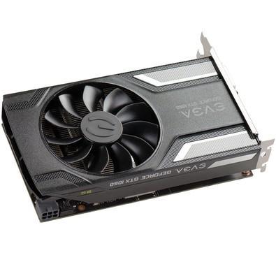Placa de Vídeo EVGA NVIDIA GeForce GTX 1060 3GB SC Gaming, GDDR5 - 03G-P4-6162-KR