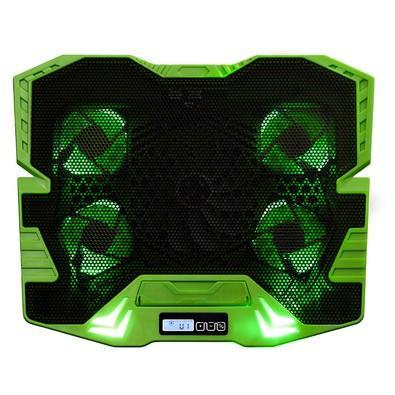 Base Gamer Warrior Master Cooler com 5 FAN para Notebook - AC292