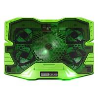 Base Gamer Warrior Master Cooler com 5 FAN para Notebook - AC292