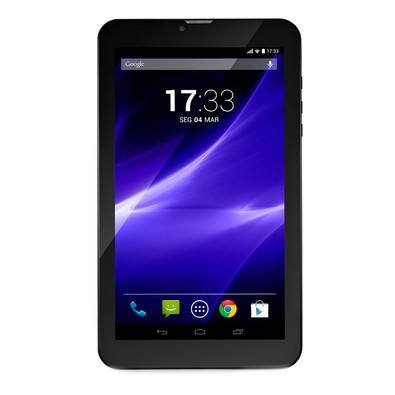 Tablet Multilaser M9-3G Quad-Core 9´, 8GB, Bluetooth, Dual Chip, Câmera Preto - NB247