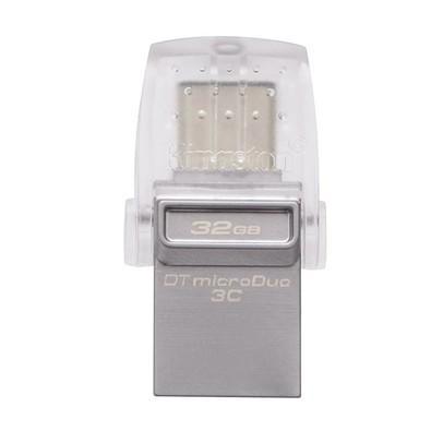 Pen Drive Kingston DataTraveler USB 3.1 Interface Dupla Portas USB A e USB C 32GB - DTDUO3C/32GB