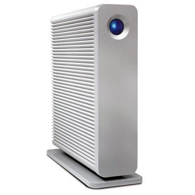 HD Externo Lacie D2 Quadra 4TB USB 3.0 + FireWire 800 7200RPM - LAC9000258U