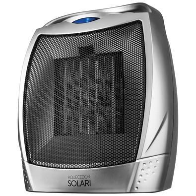 Aquecedor Cerâmica Cadence Solari, 3 Níveis, 1500W, 220V - AQC400