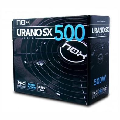 Fonte NOX 500W Urano NXURSX500