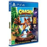 Game Crash Bandicoot N´Sane Trilogy PS4