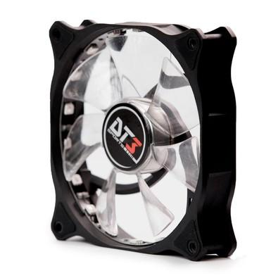 Kit Dual FAN DT3 HD120 RGB com Fita LED 11002-4