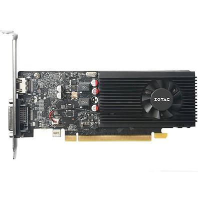 Placa de Vídeo Zotac NVIDIA GeForce GT 1030 2GB, GDDR5 - ZT-P10300A-10L