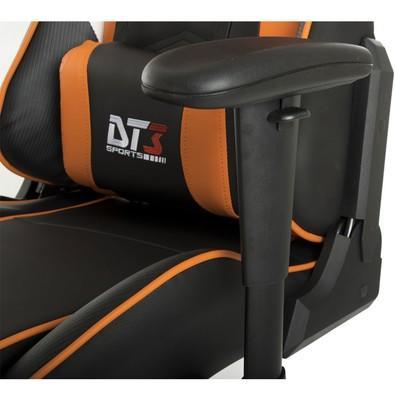 Cadeira Gamer DT3sports Elise, Orange - 10636-6