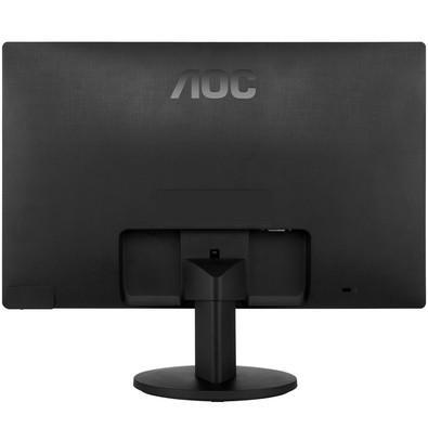 Monitor AOC LED 15.6´ Widescreen, VGA - E1670SWU