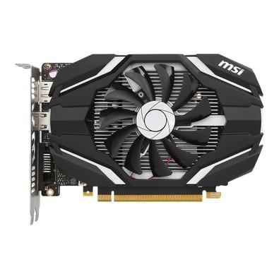 Placa de Vídeo VGA MSI NVIDIA GeForce GTX 1050 Ti 4G OC 4GB GDDR5 128Bits DVI,HDMI,DP - PCIE 3.0