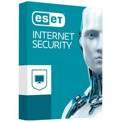 ESET Antivirus Internet Security 1 PC, 1 Ano - Digital para Download