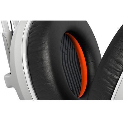 Headset Gamer Steelseries Siberia 350 White - 51204