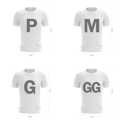 Camiseta Dry-Fit Oficial KaBuM! e-Sports 2018 Black - Orange - Tamanho P