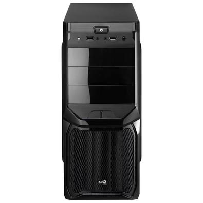 Gabinete Aerocool Gamer Mid Tower V3X Window Preto