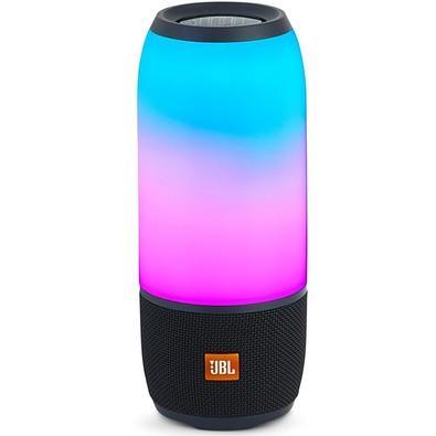 Caixa de Som JBL Pulse 3, Bluetooth, À Prova D´Água, 20W, Preta