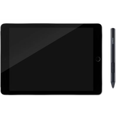 Caneta de precisão para Ipad e Iphone - Wacom Bamboo Skecth Preta - CS610PK