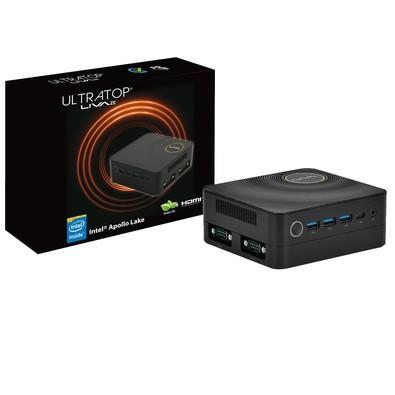 Computador Ultratop Liva Ze, Intel Celeron N3350, 4GB, 500GB, Linux - ULN33504500