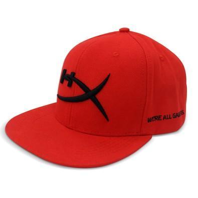 Boné HyperX Oficial - Vermelho