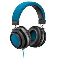 Headphone Pulse P2 Preto e Azul PH228