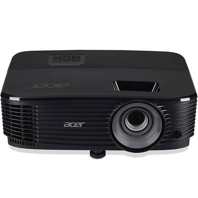 Projetor Acer 3600 Lumens XGA 3D, VGA/HDMI, Preto - X1223H