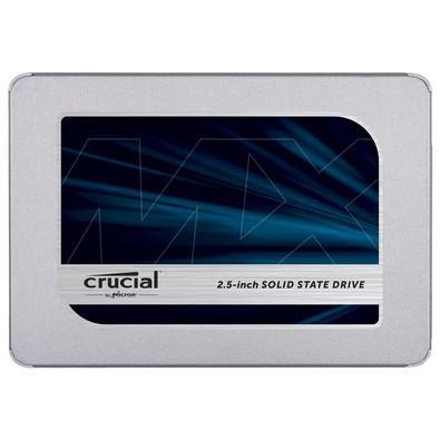 SSD Crucial MX500, 2TB SATA, Leitura 560MB/s, Gravação 510MB/s - CT2000MX500SSD1