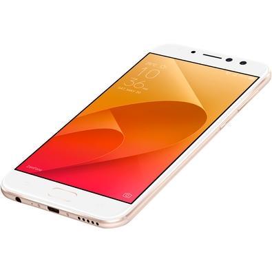Smartphone Asus Zenfone 4 Selfie Pro ZD552KL-5G079BR Octa Core, Android 7, Tela 5.5´, 32GB, 16MP, 4G, Dual Chip Desbloq. - Dourado