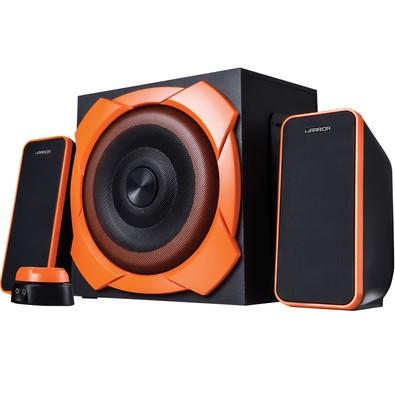 Caixa de Som Gamer Warrior 2.1 50W RMS -  SP266
