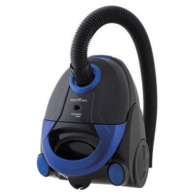 Aspirador de Pó Britânia Faciclean 1420 1200W - Preto/Azul 220V
