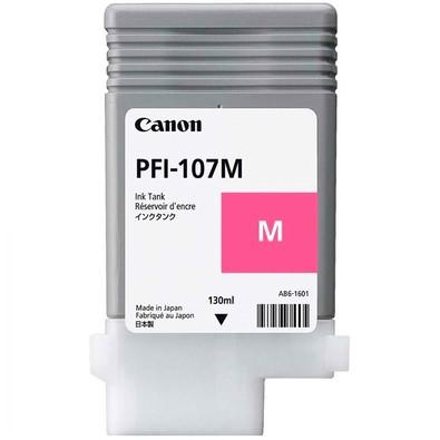 Cartucho de Tinta Canon p/ Plotter IPF 670 Magenta PFI-107M