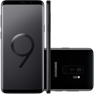 Smartphone Samsung Galaxy S9+ 128GB, 12MP, Tela 6.2´, Preto - G9650
