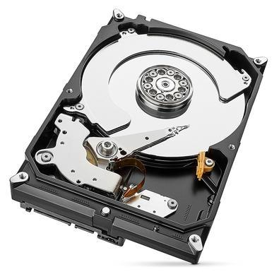 HD Seagate SATA 3,5´ BarraCuda 4TB 5400RPM 256MB Cache SATA 6Gb/s - ST4000DM004